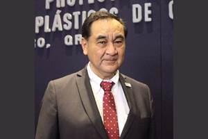 Venancio Pérez Gómez, presidente delClúster de Plásticos de Querétaro.