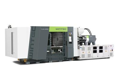 Máquinas de moldeo por inyección t-win, de Wintec.