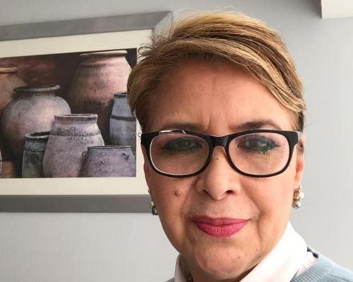 Xochitl Pérez, gerente de ventas en Distribuidora Don Ramis (DDR).