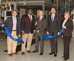 Nordson Opens Pelletizing, Melt-Delivery Lab in N.C.