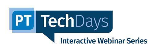 Time Still to Register For PT Tech Days