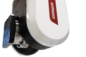 Automation: New A-C Servo Axis Reduces Weight, Boosts Robot's Payload
