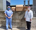 Ineos Teams Up with Herman Miller in the Production of Face Shields for Front Line Medical Staff Amid Coronavirus Crisis