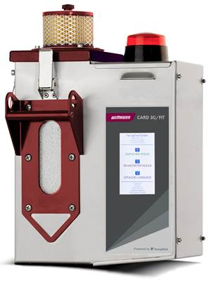干燥:可弯曲压缩空气干燥器