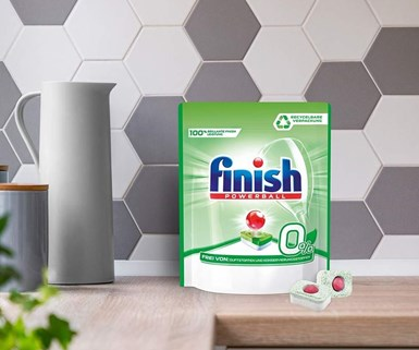 finish recyclable pouch