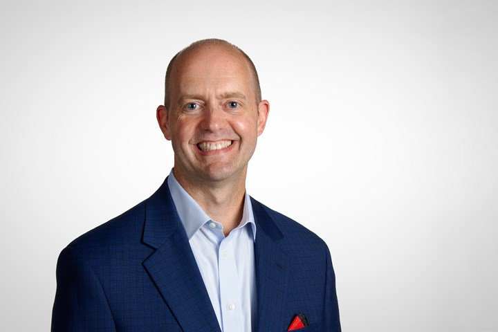 Executive VP and General Manager Brian Hunt
