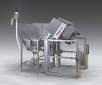 Material Handling: High-Capacity Dumper for Mobile Bins