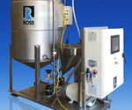 Mixing: Skid-Mounted Powder Induction & Mixing System