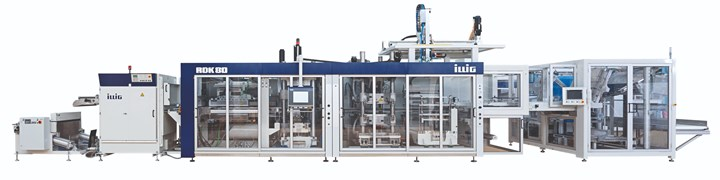 Technology Trends in Thin-Gauge Thermoforming