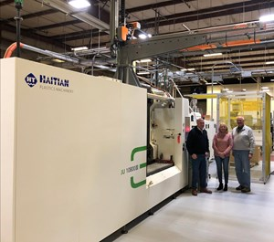 Bigger Press Opens Opportunities for Molder