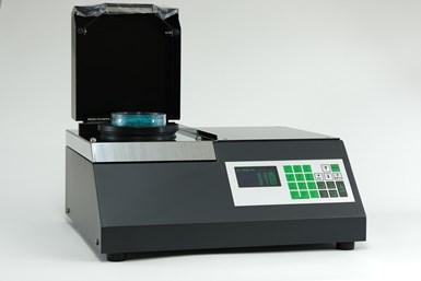 One of Kett US' desktop moisture analyzers--the KB270.