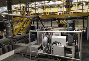 Melt Pumps Play Key Role in Nonwovens Production