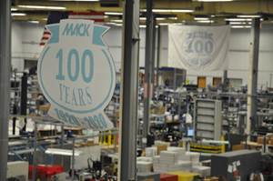 Mack Marks 100th Anniversary With Bonuses for Employees