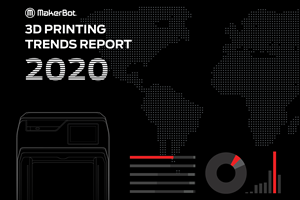 New Report Says 74% of Companies Plan to Invest in 3D Printing in 2021