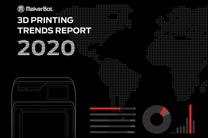 makerbot 3d printing report