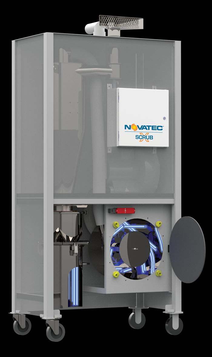 Auxiliary Equipment: Sanitizing System Stops Particulate, Dust from Accelerating COVID-19 Virus
