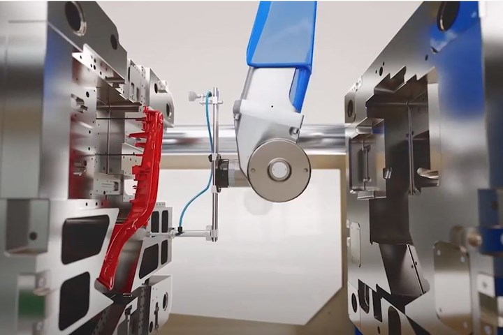 How to Automate a Molding Plant