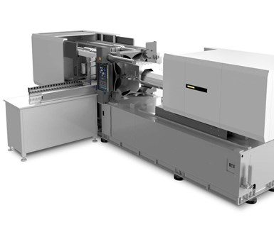 Shuttle Mold System from Canon Virginia