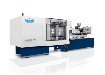Injection Molding: High-Speed Electric Presses Get a Further Speed Boost