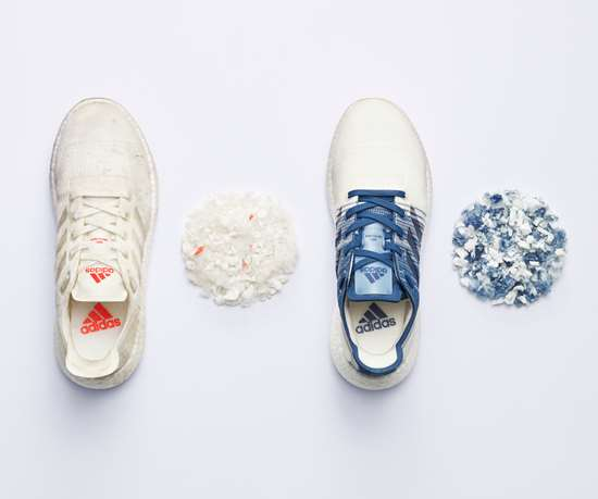 Adidas Increasing Usage of Recycled Plastics in its Products