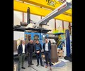 Injection Molding: Largest Wittmann Robot Yet Handles 100 kg