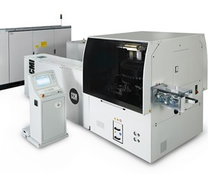 Continuous Compression Molding Goes Multilayer