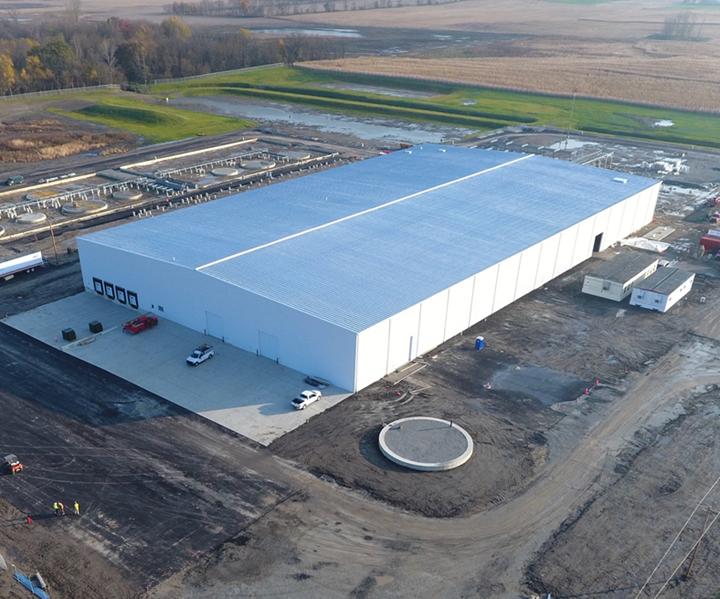 Brightmark Indiana facility