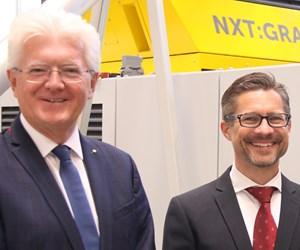 Wolfgang Steinwender Named CEO of NGR