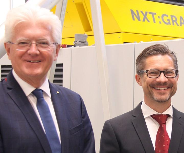 Josef Hochreiter and Wolfgang Steinwender.