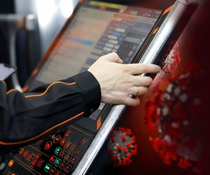 Follow These Tips to Sanitize Machine Controller Screens & Buttons