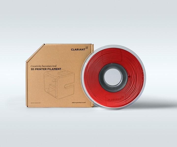 Clariant filament