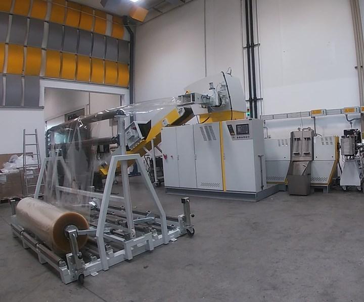 NGR equipment
