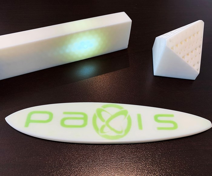 Paxis, Sartomer to Develop Custom Materials for Additive Manufacturing