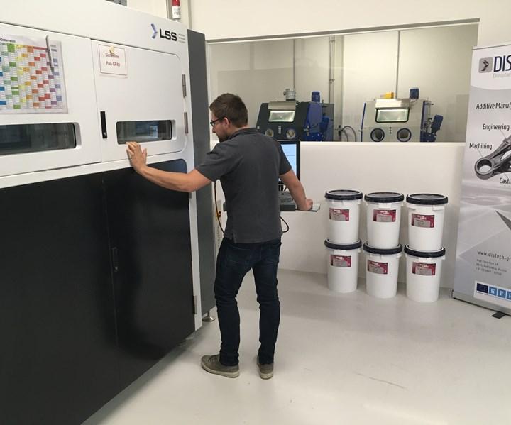 RPD printer
