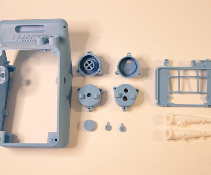 ventilator 3D printed parts