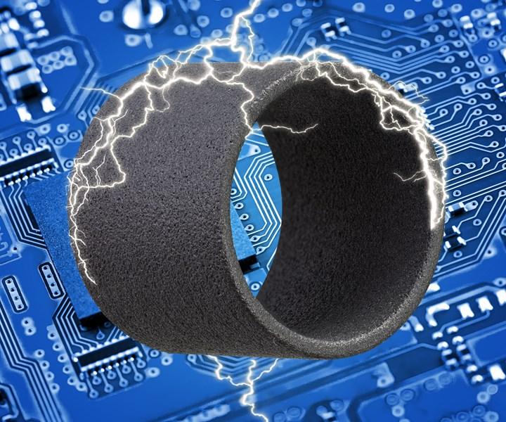 New igus iglidur powder for SLS has ESD properties plus high wear resistance.