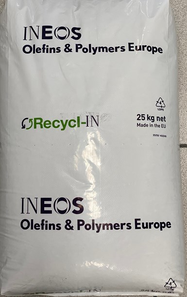 Ineos recycl-in range