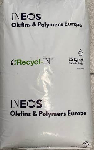 英力士扩大了回收产品系列,包括更多的回收内容