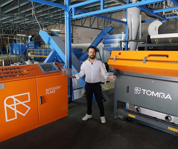 Innovative Recycler Sets Sights on PET Thermoforms image