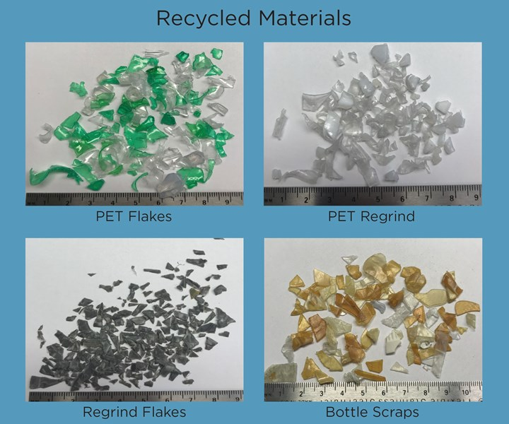 How to Feed Recycled Plastics