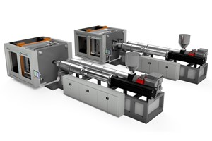 Injection Molding: Low-Cost Structural-Foam Press for Pallets