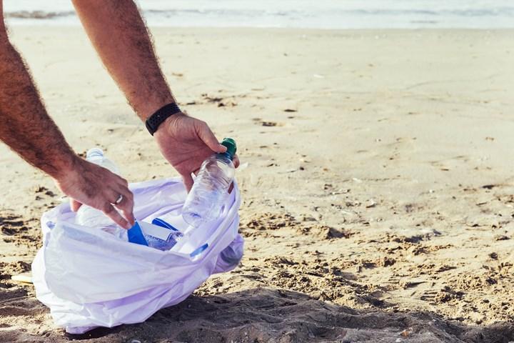 marine waste plastic