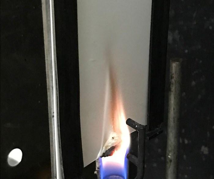 Materials: Non-Halogen, Intumescent Flame-Retardant Polyolefin Compounds