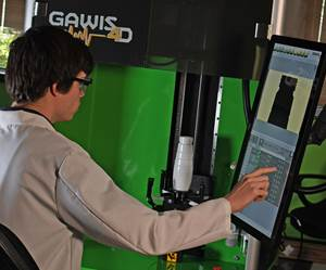 Testing: Thickness Measurement & Dimensional Gauging in One System for Plastic Containers
