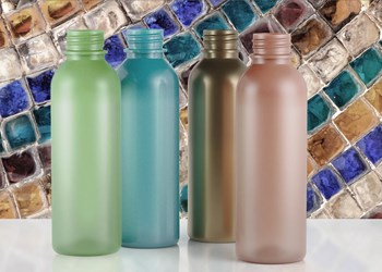 Additives: Tactile Frosted Effects Colorants for PET Containers