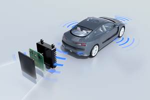 Modified PBT Offers More Clarity for Automotive Radar Sensors