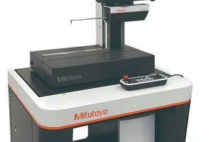 Testing: Contour & Surface Roughness Measuring System for QC of Plastic Parts