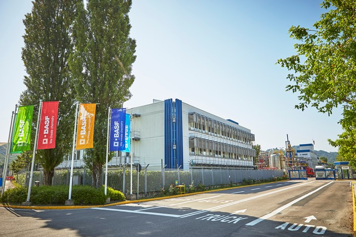 BASF expands NOR stabilizer technology with new Italy-based plant