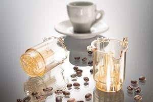 BASF's PESU Forms Upper Piston of Coffee Machine's Brewing Unit