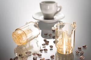 巴斯夫的PESU形成咖啡机冲泡单元的上活塞